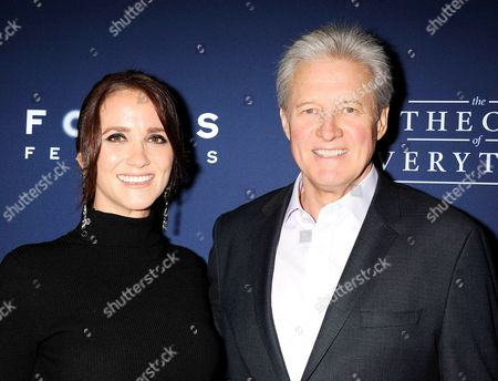 Verena King and Bruce Boxleitner