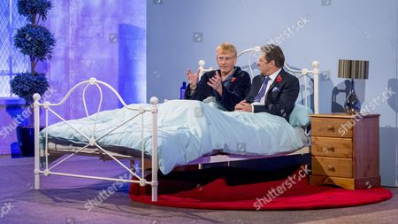 Dr Phil Hammond and Alan Titchmarsh