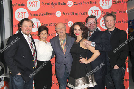 Editorial photo of 'Lips Together Teeth Apart' play opening night, New York, America - 29 Oct 2014