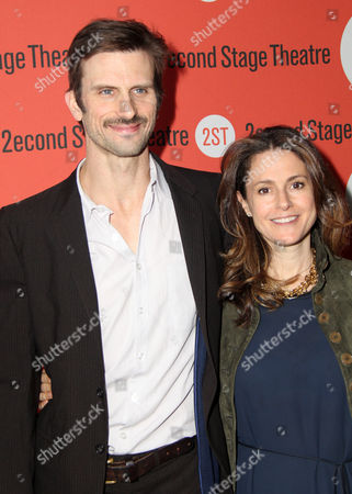 Editorial image of 'Lips Together Teeth Apart' play opening night, New York, America - 29 Oct 2014