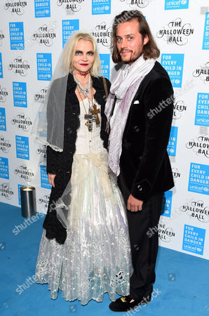 Editorial picture of The UNICEF Halloween Ball, London, Britain - 30 Oct 2014