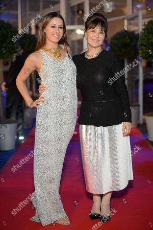 Alana Phillips and Arlene Phillips
