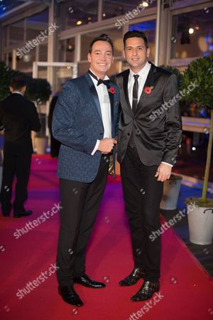 Craig Revel Horwood and Damon Scott