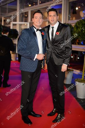 Editorial image of Collars & Coats Gala Ball, London, Britain - 30 Oct 2014