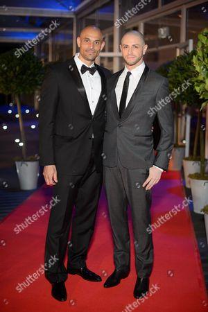 Editorial image of Collars & Coats Gala Ball, London, Britain - 30 Oct 2014