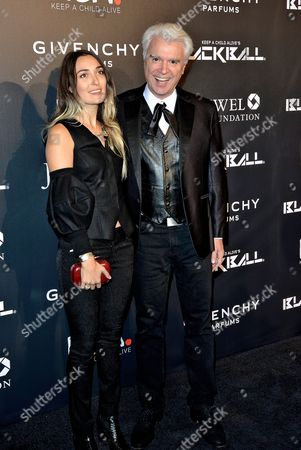 Malu Byrne and David Byrne