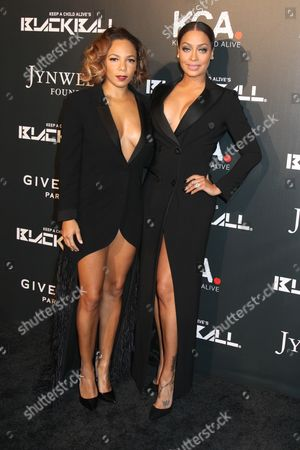 Editorial image of 11th Annual 'Keep A Child Alive' Black Ball, New York, America - 30 Oct 2014