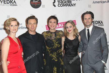 Cynthia Nixon, Ewan McGregor, Maggie Gyllenhaal, Madeline Weinstein, Josh Hamilton