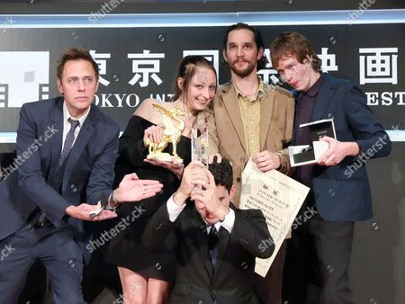 Editorial image of Closing ceremony of the 27th Tokyo International Film Festival, Japan - 31 Oct 2014