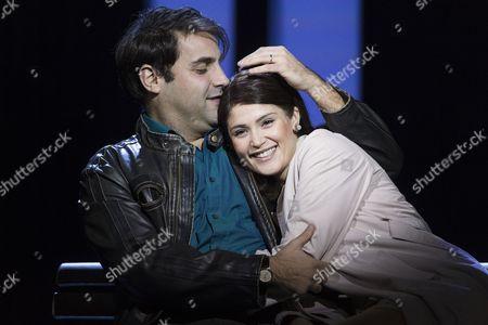 Adrian der Gregorian and Gemma Arterton