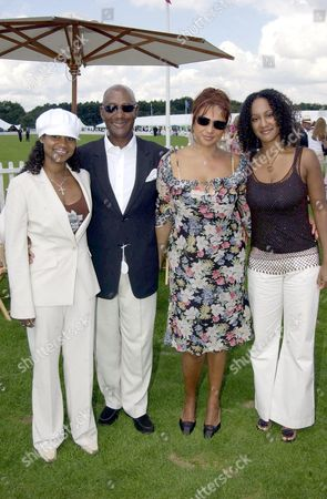 ERROL BROWN AND FAMILY
