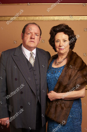 John Henshaw as Bobby White and Melanie Hill as Big Cilla