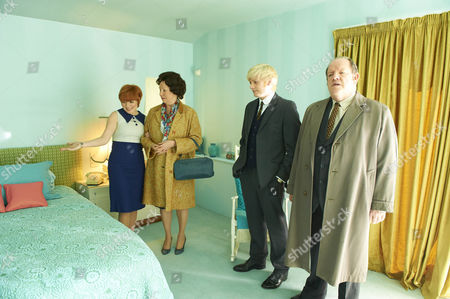 Sheridan Smith as Cilla Black, Melanie Hill as Big Cilla, Aneurin Barnard as Bobby and John Henshaw as John White.