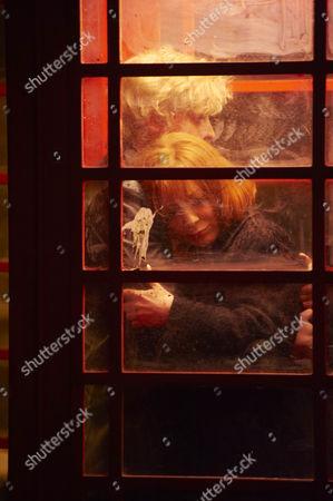 Stock Image of Sheridan Smith as Cilla Black and  Aneurin Barnard as Bobby Willis