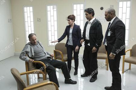 Paul Ritter as Leonard Vance, Susan Lynch as Dr Ellesmere and Noel Clarke as DCI Carl Prior