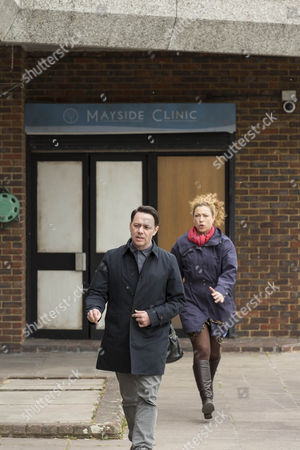Reece Shearsmith as DS Sean Stone, and Alex Kingston as Ruth Hattersley