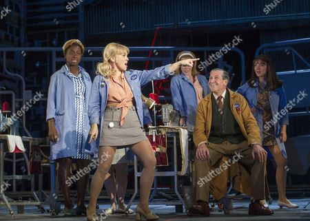 Sophie Isaacs as Sandra, David Cardy as Monty,