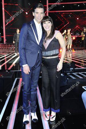 Mika and Victoria Cabello