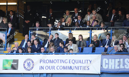Stock Picture of Former QPR and Manchester United player Ji Sung Park sits in between QPR Chief Executive Philip Beard and Co-Owner Tony Fernandes