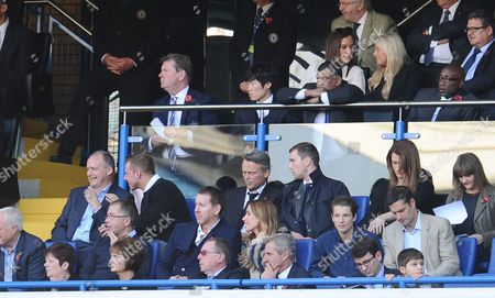 Editorial picture of Barclays Premier League 2014/15 Chelsea v QPR Stamford Bridge, London, United Kingdom - 1 Nov 2014