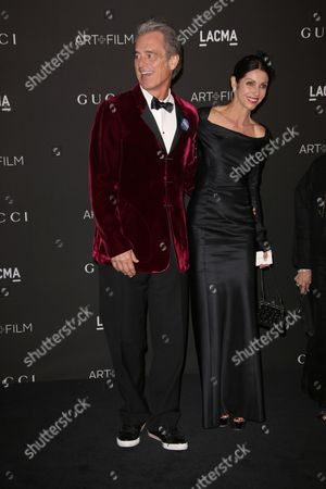 Bobby Shriver and Malissa Feruzzi