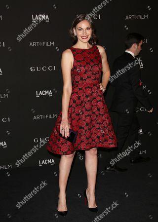 Editorial image of LACMA: Art and Film Gala, Los Angeles, America - 01 Nov 2014