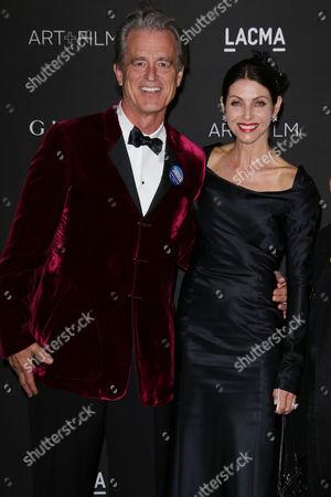 Editorial photo of LACMA: Art and Film Gala, Los Angeles, America - 01 Nov 2014