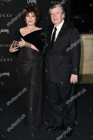 Carole Bayer Sager and Robert Daly