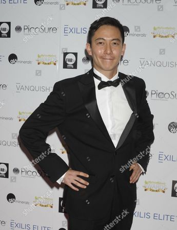 Editorial picture of MyFaceMyBody Awards, London, Britain - 01 Nov 2014
