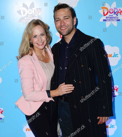 Debbie Flett and Stefan Booth