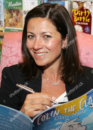 Clare Nasir