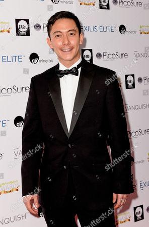 Editorial image of MyFaceMyBody Awards, London, Britain - 01 Nov 2014