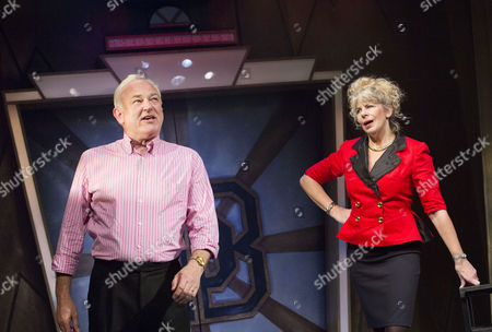 Editorial image of 'But First This' musical at the Watermill Theatre, near Newbury, Britain - 23 Oct 2014