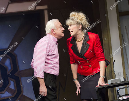 Editorial picture of 'But First This' musical at the Watermill Theatre, near Newbury, Britain - 23 Oct 2014