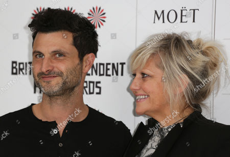 Stock Photo of Raffaello Degruttola and Camille Coduri