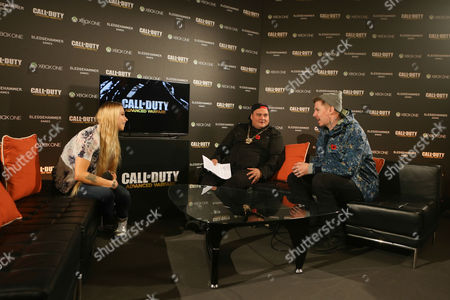 Julia Hardy, Charlie Sloth and Professor Green