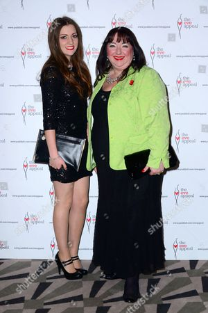 Sharon Hodgson and daughter Emily