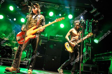 Editorial picture of Hard Rock Hell 2012 - Bonafide