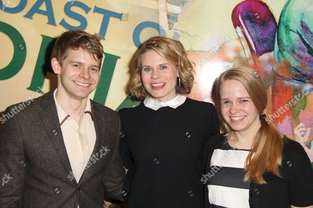 Editorial photo of 'The Oldest Boy' play opening night, New York, America - 03 Nov 2014