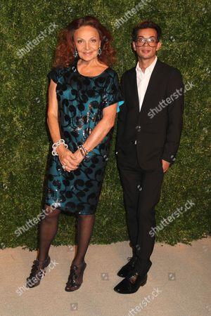 Editorial photo of 11th Annual CFDA/Vogue Fashion Fund Awards, New York, America - 03 Nov 2014