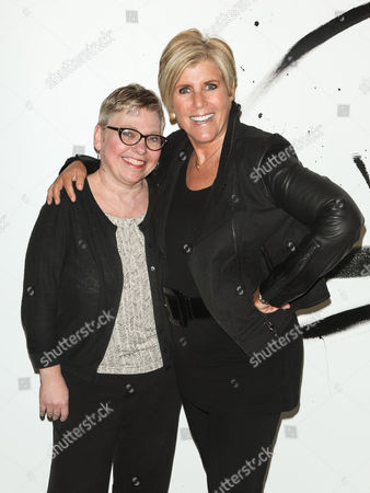 Editorial image of Suze Orman Q&A at AOL Build Speaker Series, New York, America - 04 Nov 2014
