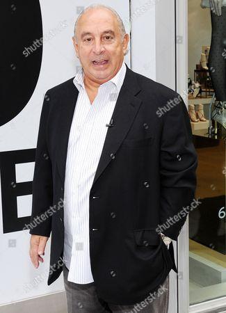 Sir Peter Green