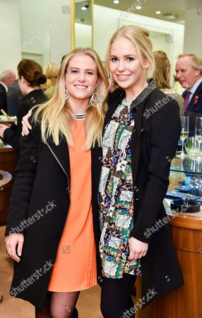Stock Picture of Rebecca Howell and Lara De Keyser