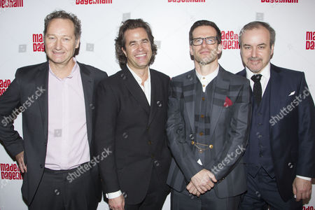 Richard Bean (Author), Rupert Goold (Director), David Arnold (Music) and Richard Thomas (Lyrics)