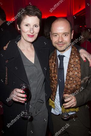 Josie Walker and Peter Howe