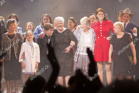Gwen Davi, Annie Guy (Sharon O'Grady), Tommy Rodger (Graham O'Grady), Vera Simem, Eileen Pullen, Gemma Arterton (Rita O'Grady), Sheila Douglass and Steve Furst (Mr Tooley)