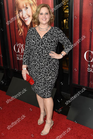 Editorial image of 'The Comeback' TV series screening, Los Angeles, America - 05 Nov 2014