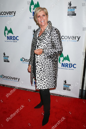 Stock Image of Suze Orman