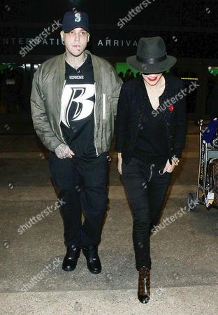 Ricky Hil and Rita Ora