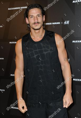Editorial image of The Alexander Wang H&M collection launch party and Flagship Store opening, Boulevard Saint Germain, Paris, France - 05 Nov 2014